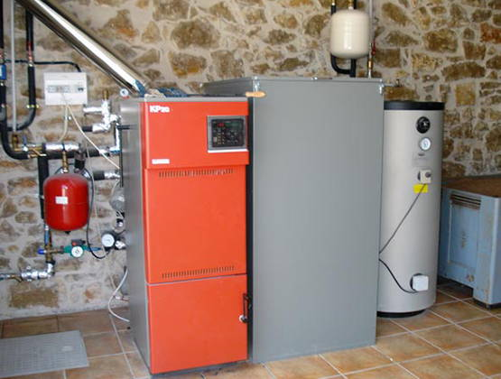 Instalacion-caldera-de-pellets