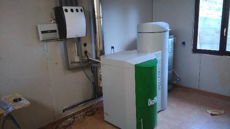 Instalación-caldera-de-pellets