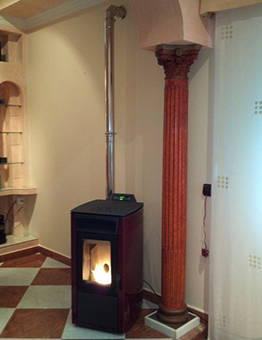 instalacion-estufas-de-pellets-columna