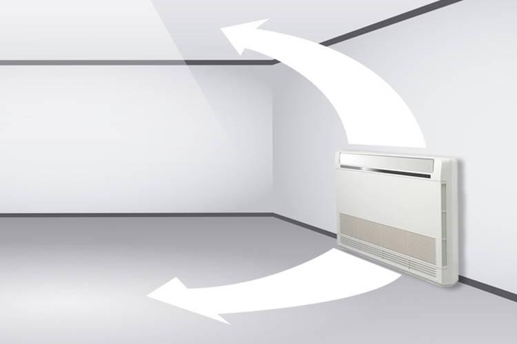 climatizacion-suelo-techo-esquema