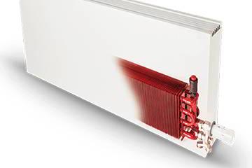 Detalle interior radiador